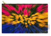 Floral Triple Zoom Carry-all Pouch