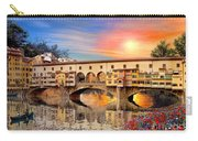 Florence Bridge Carry-all Pouch