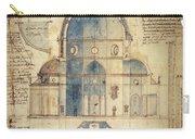 Florence: Brunelleschi Carry-all Pouch