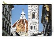 Florence Italy Santa Maria Fiori Duomo Carry-all Pouch