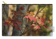 Florida Autumn Leaves Carry-all Pouch