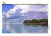 Florida Bay Island Filtered Carry-all Pouch
