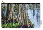 Florida Cypress Trees Carry-all Pouch
