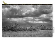 Florida Everglades 0184bw Carry-all Pouch by Rudy Umans