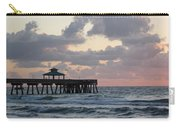 Florida Fishing Pier Carry-all Pouch