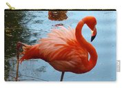 Florida Flamingo Carry-all Pouch
