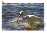 Florida Ibis Carry-all Pouch
