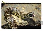 Florida King Snake Lampropeltis Getula Floridana Usa Carry-all Pouch