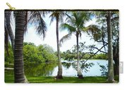Florida Lake Carry-all Pouch