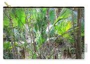 Florida Palmetto Bush Carry-all Pouch