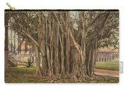 Florida Rubber Tree, C1900 Carry-all Pouch