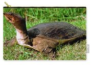 Florida Softshell Turtle Apalone Ferox Carry-all Pouch