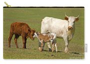 Florida Spanish Cattle Carry-all Pouch