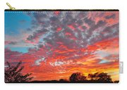 Florida Spring Sunset Carry-all Pouch