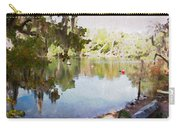 Florida Springs Waiting Carry-all Pouch
