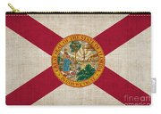 Florida State Flag Carry-all Pouch