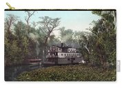Florida Steamboat, C1902 Carry-all Pouch