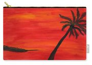 Florida Sunset II Carry-all Pouch