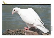 Florida White Pigeon Carry-all Pouch