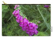 Flower 14 Carry-all Pouch