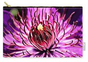 Flower 22 Carry-all Pouch