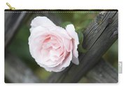 Flower Among The Fence Carry-all Pouch
