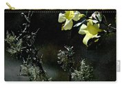 Flower Among The Moss Carry-all Pouch