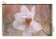 Flower Art - Nature Reminds Us Carry-all Pouch