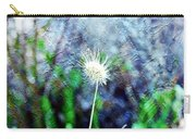 Flower As A  Painting Carry-all Pouch
