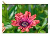 Flower Astra Outback Purple Art Prints Carry-all Pouch