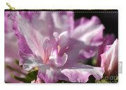 Flower--azalea-white-pink Carry-all Pouch