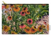 Flower Ballet Carry-all Pouch