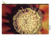 Flower Beauty Iv Carry-all Pouch by Marco Oliveira