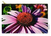 Flower Bed Close Up Carry-all Pouch