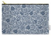 Flower Bundle Carry-all Pouch by Susan Claire