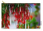 Flower Chandelier Carry-all Pouch
