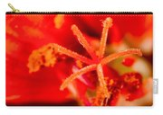 Flower Close Up I Carry-all Pouch