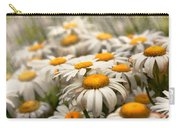 Flower - Daisy - Not Quite Fresh As A Daisy Carry-all Pouch
