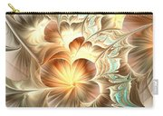 Flower Daze Carry-all Pouch