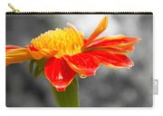 Flower Drops Carry-all Pouch