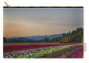Flower Fields 2 Cropped Into A Standard Ratio Carry-all Pouch