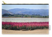 Flower Fields Of Lompoc Valley Carry-all Pouch
