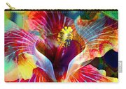 Flower Fire Power Carry-all Pouch