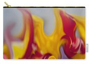 Flower Flames Carry-all Pouch