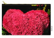 Flower For The Heart Carry-all Pouch