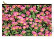 Flower Garden 36 Carry-all Pouch