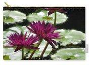 Flower Garden 59 Carry-all Pouch