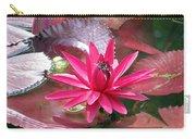 Flower Garden 66 Carry-all Pouch