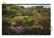 Flower Garden On A Hill Carry-all Pouch