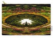 Flower Garden Polar View Carry-all Pouch